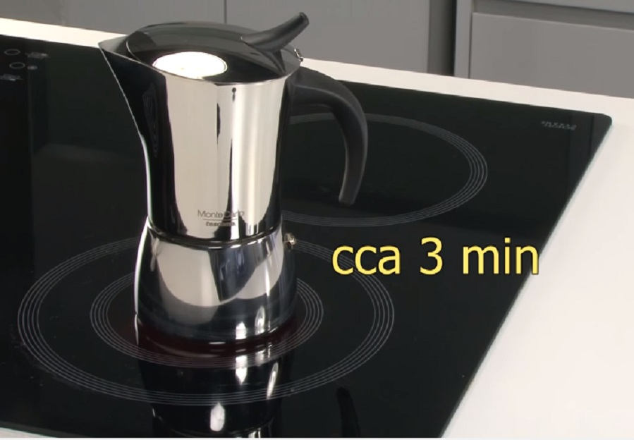 Кофеварка MONTE CARLO