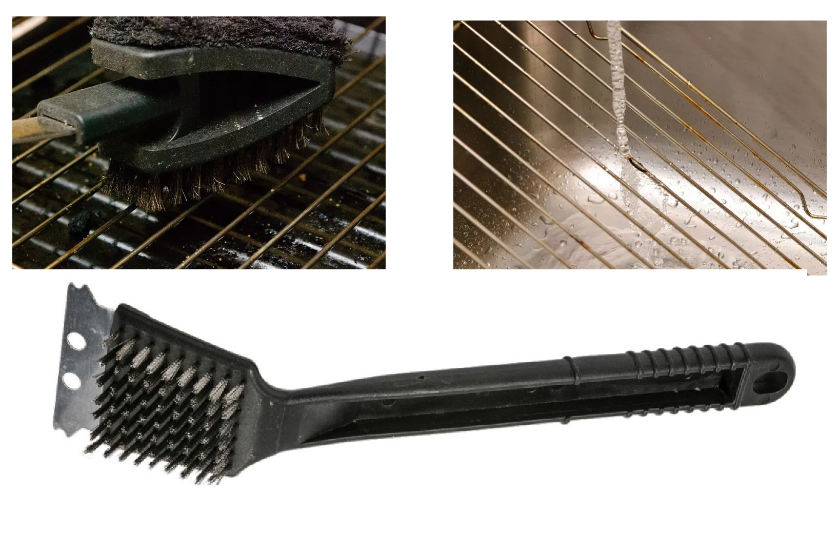 Щетка для решетки гриля