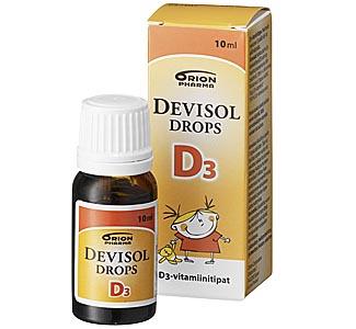 Витамин D  для младенцев, детей и взрослых