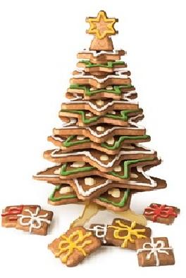 Tescoma Рождественская елка DELICIA , набор для выпечки 631418