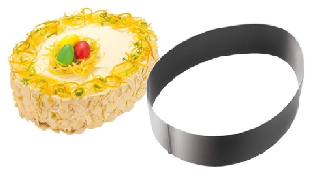 Форма для выпечки Пасхальное яйцо  DELICIA 623344