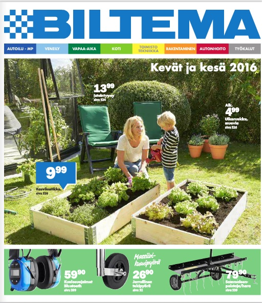 каталог BILTEMA 2016