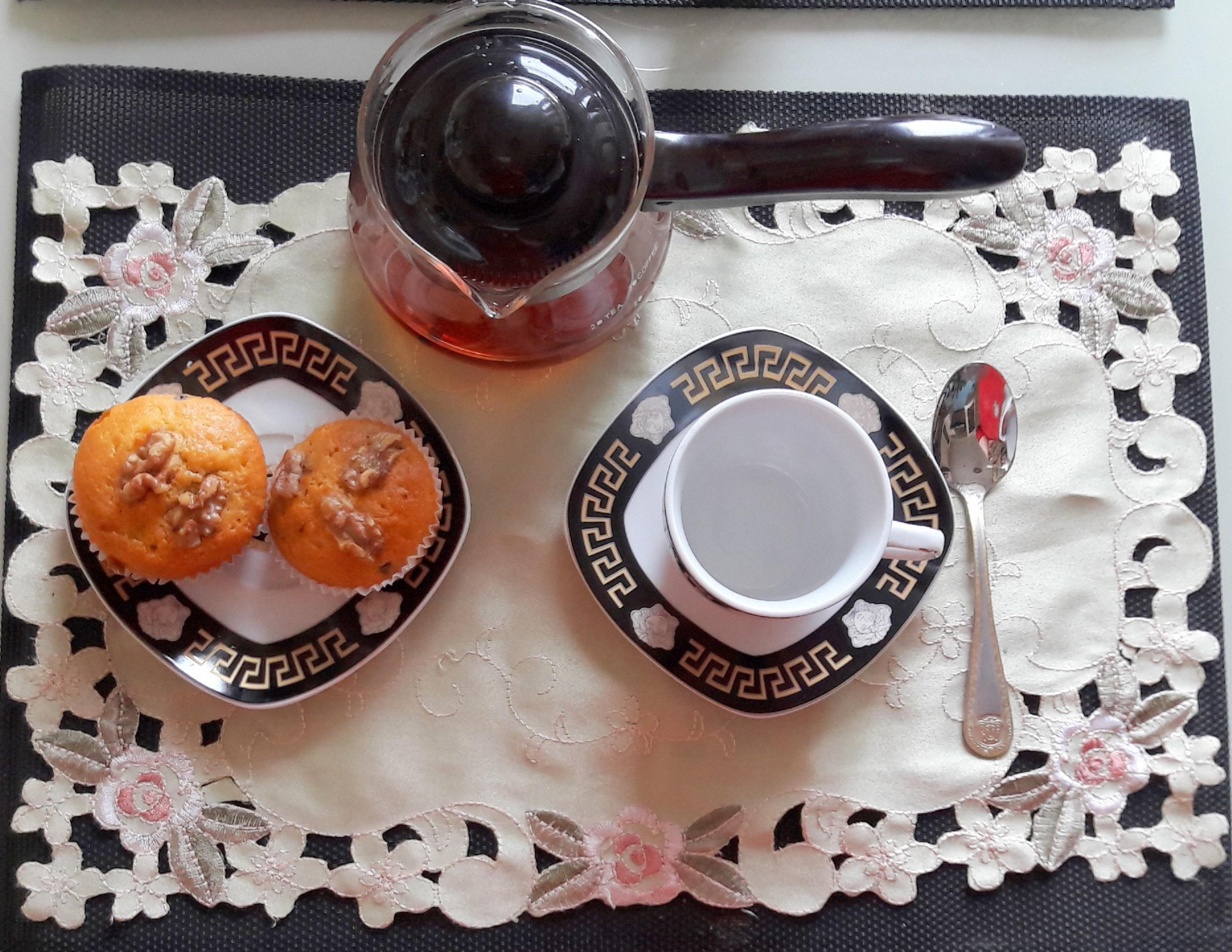 Набор стеклянных турок Tea & Coffee Pod 2 шт MY-A06