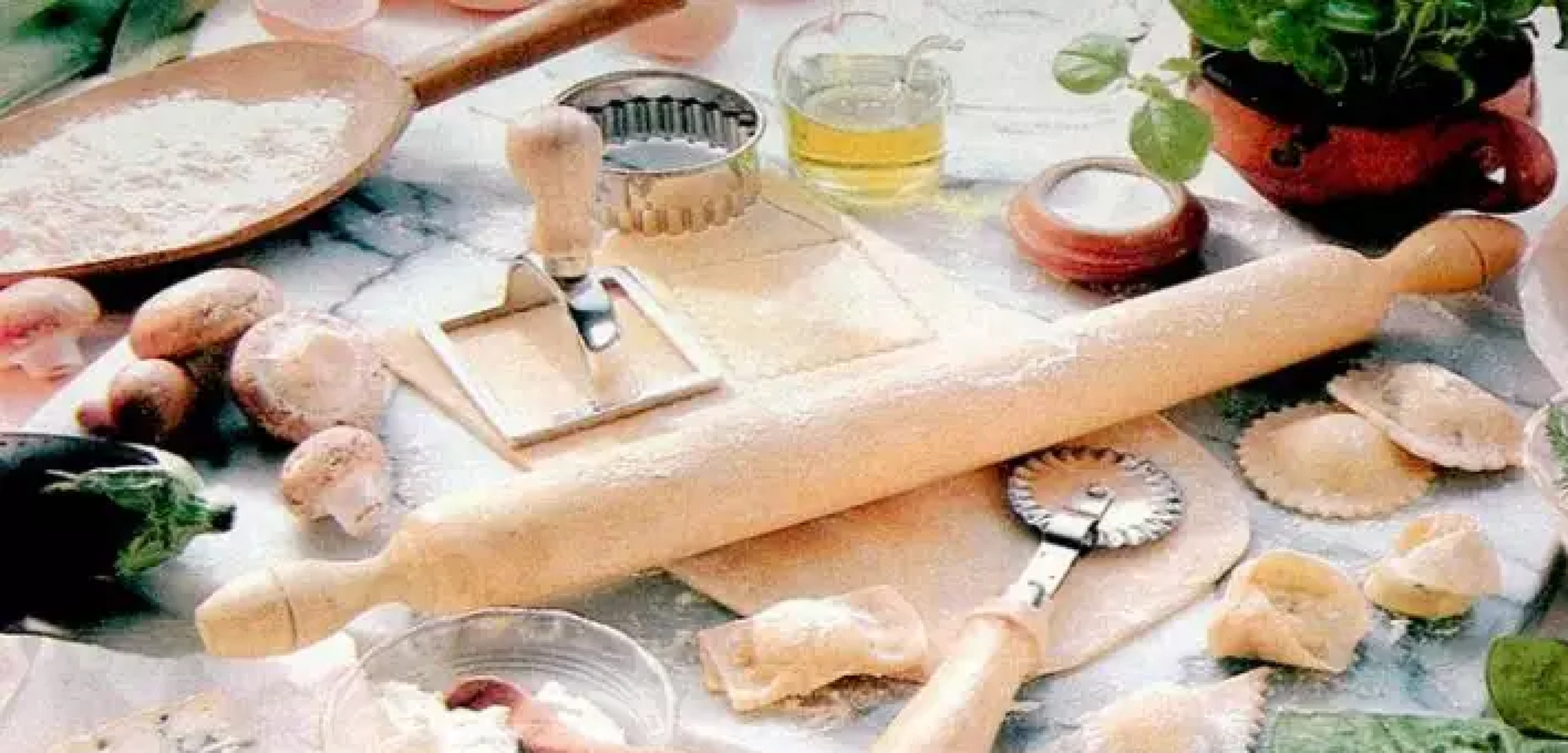 приготовление домашней лапши