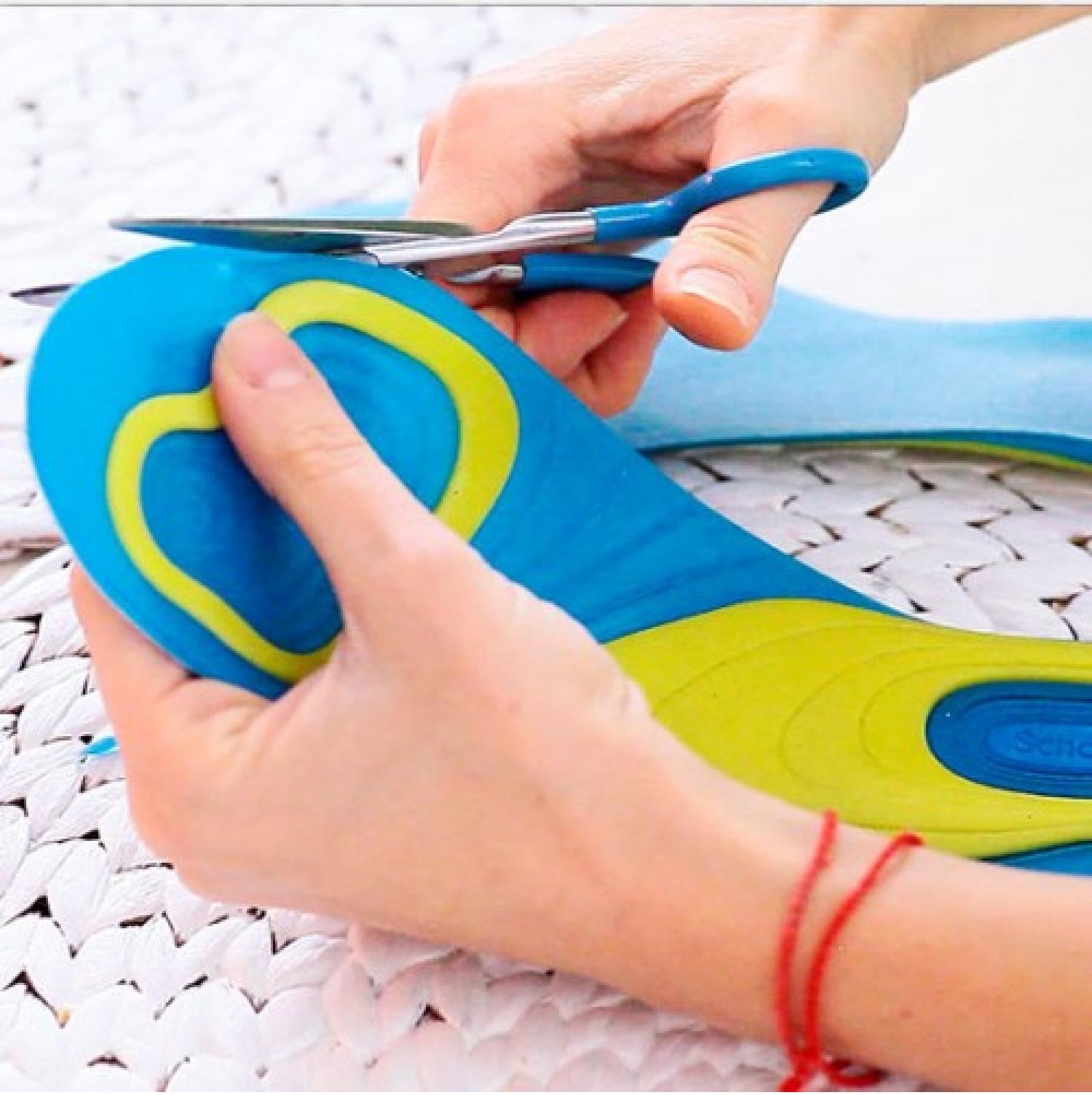 Scholl GelActive Everyday гелевые стельки для обуви Женские 38-42