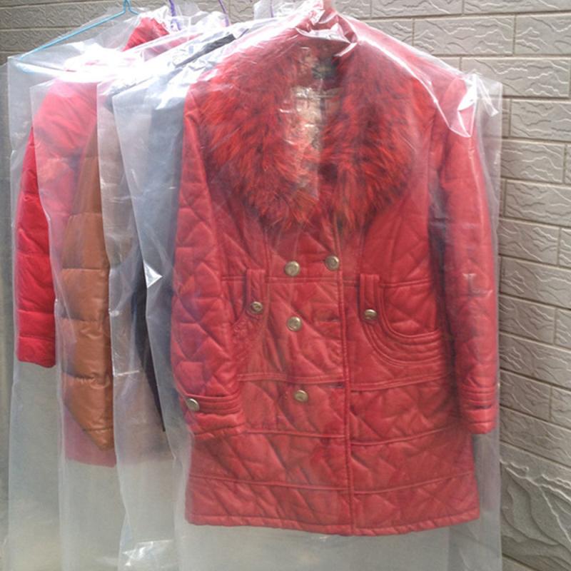 HausFrau Чехлы для одежды 60х140 см 5 шт