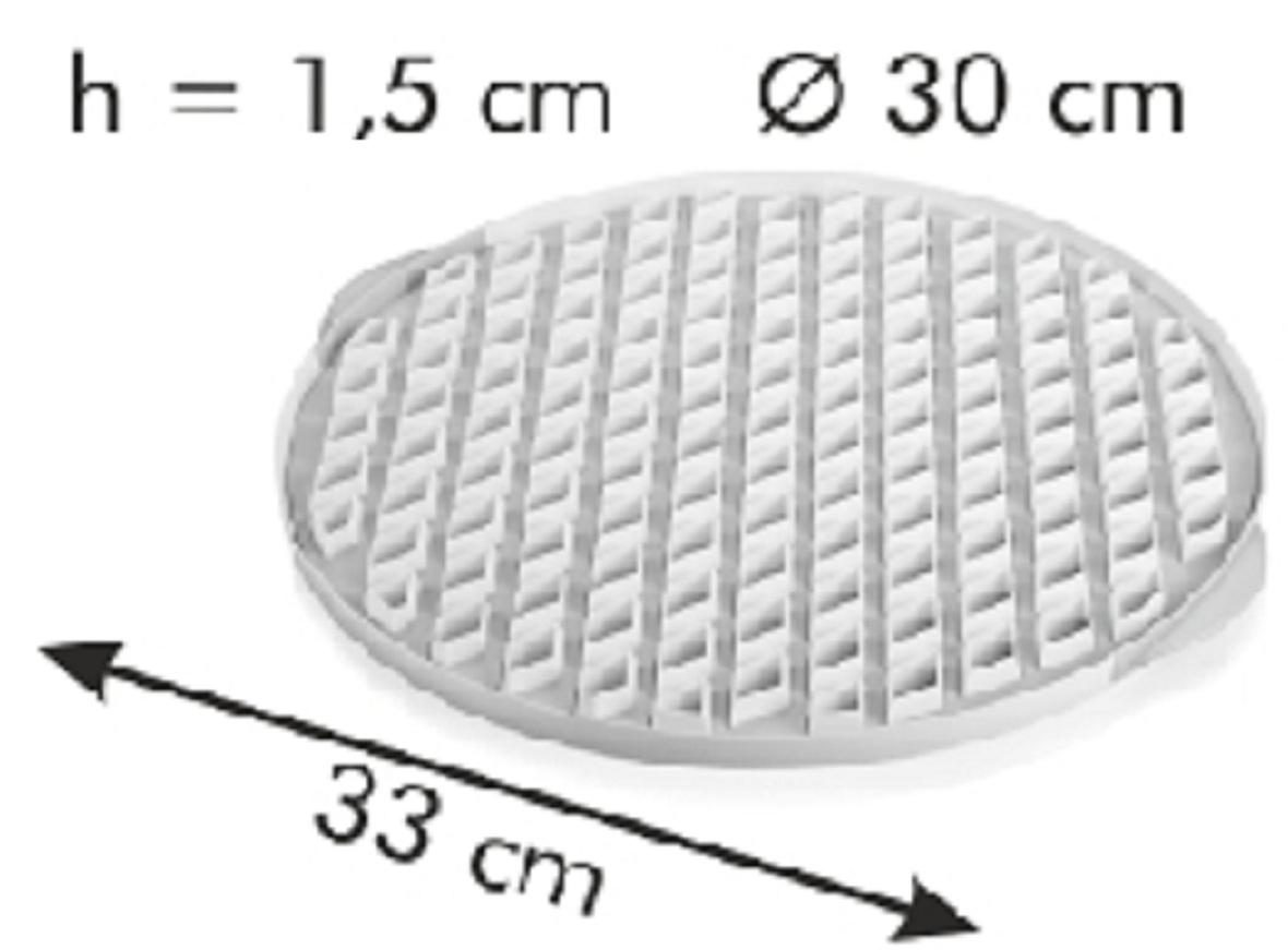 Форма для нарезания сетки из теста  630898