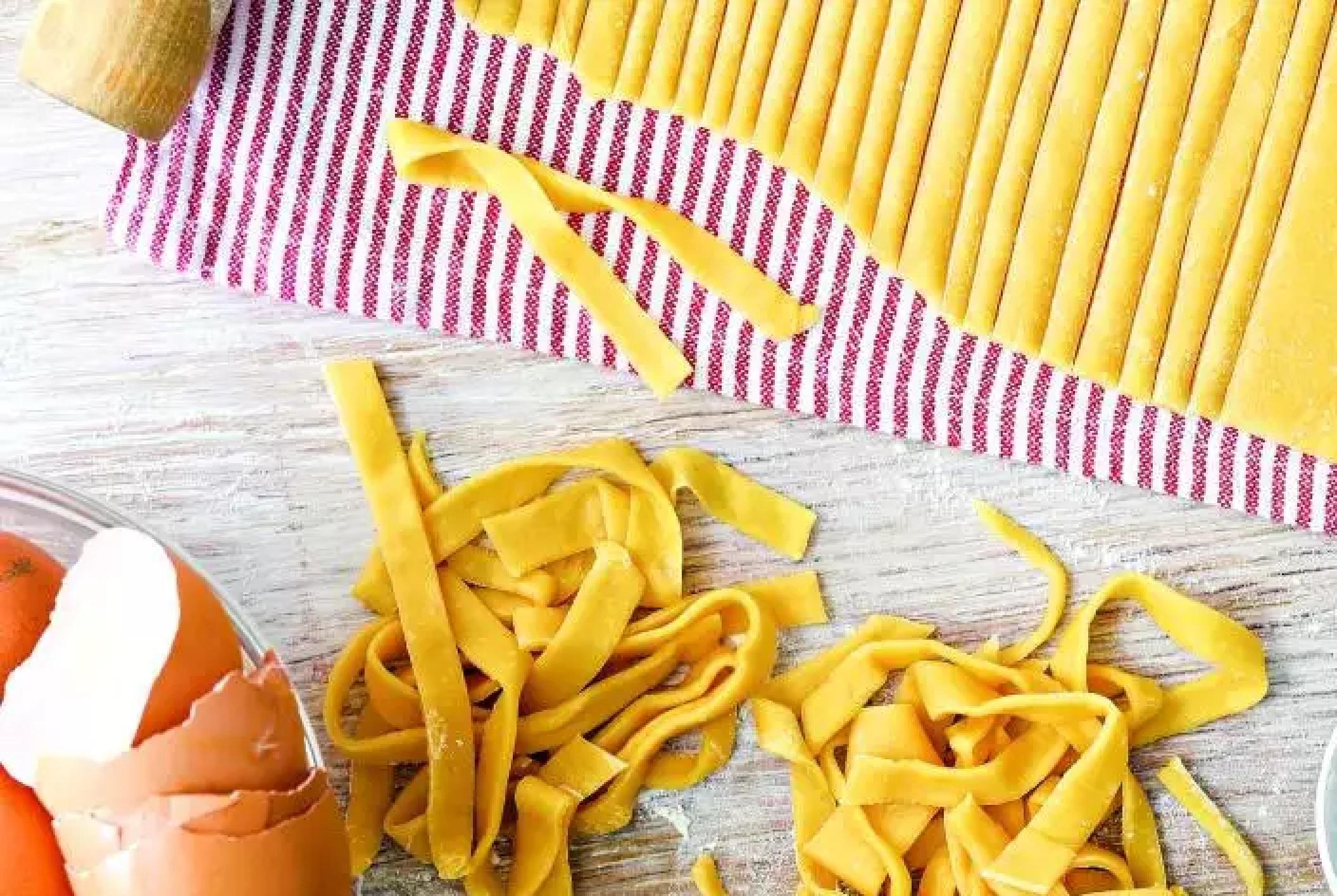 Как делать лапшу домашнюю рецепт пошагово в