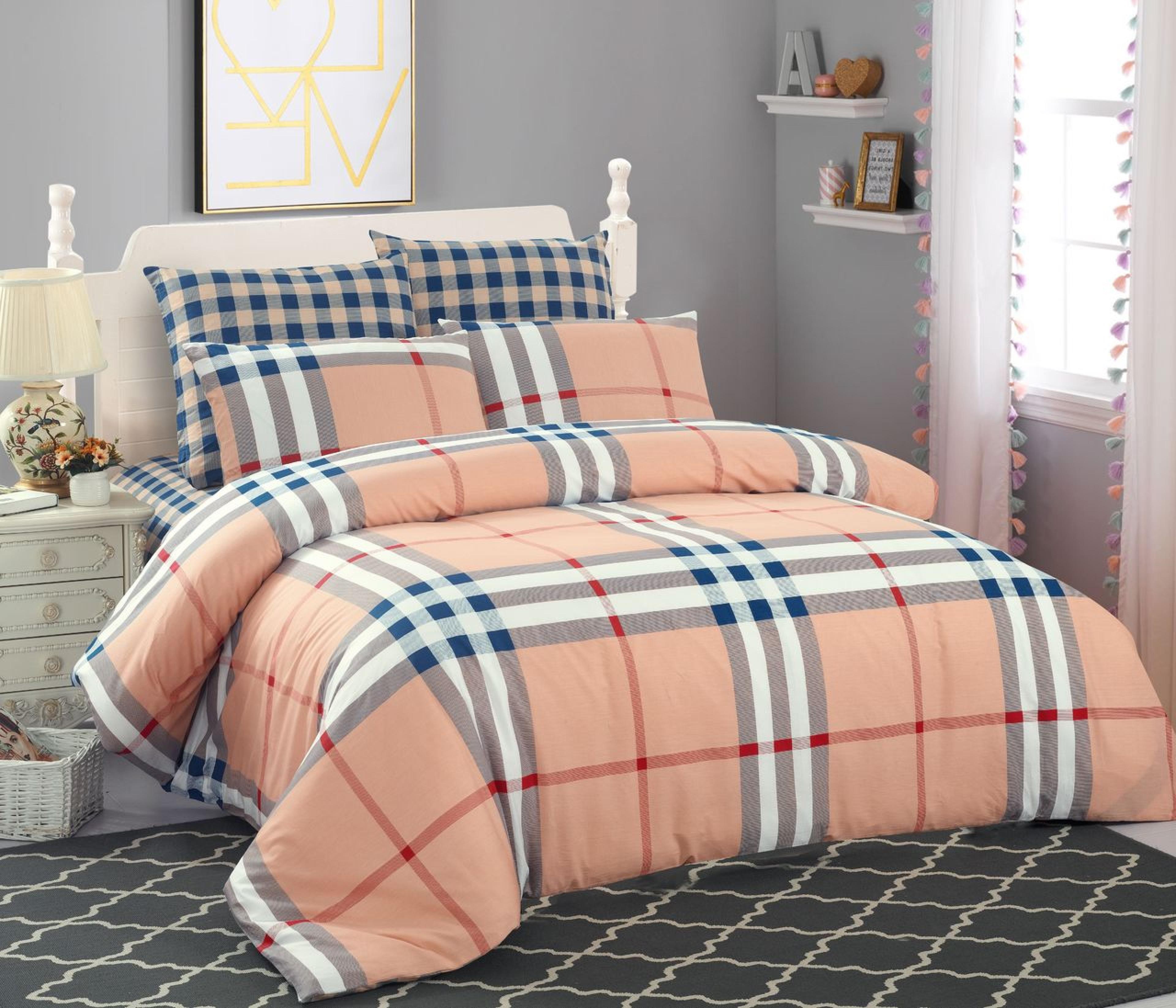 Комплект постельного белья Сатин 100% хлопок C254
