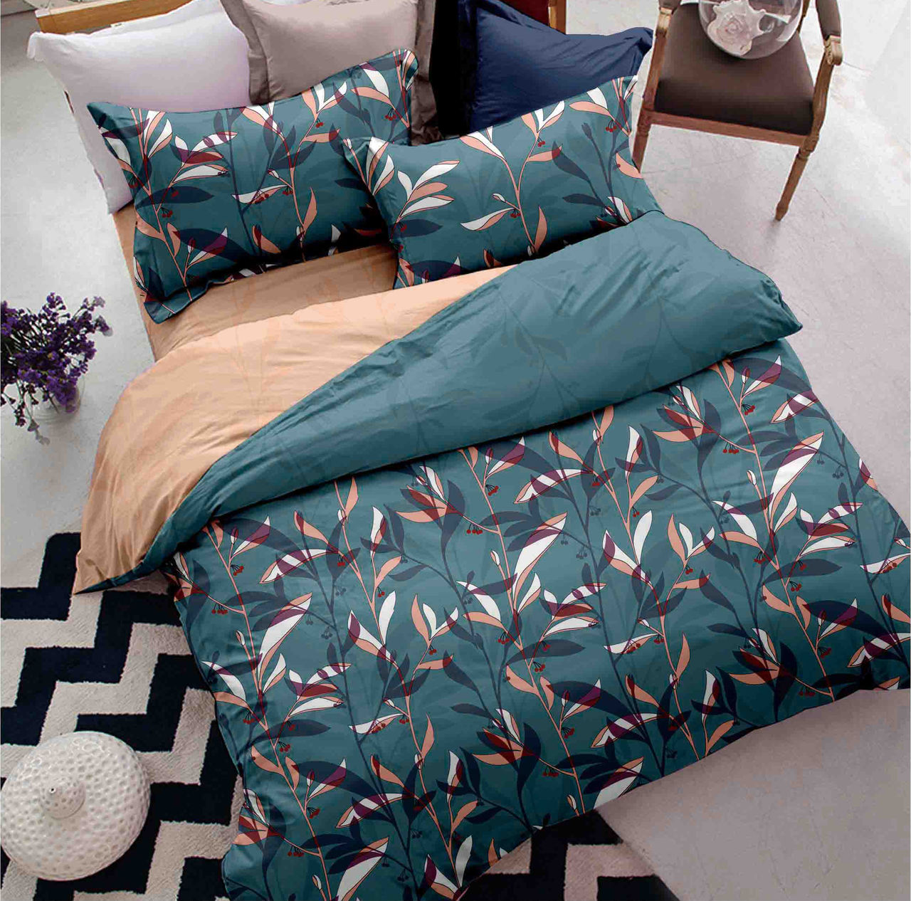 Комплект постельного белья подарочное AC019