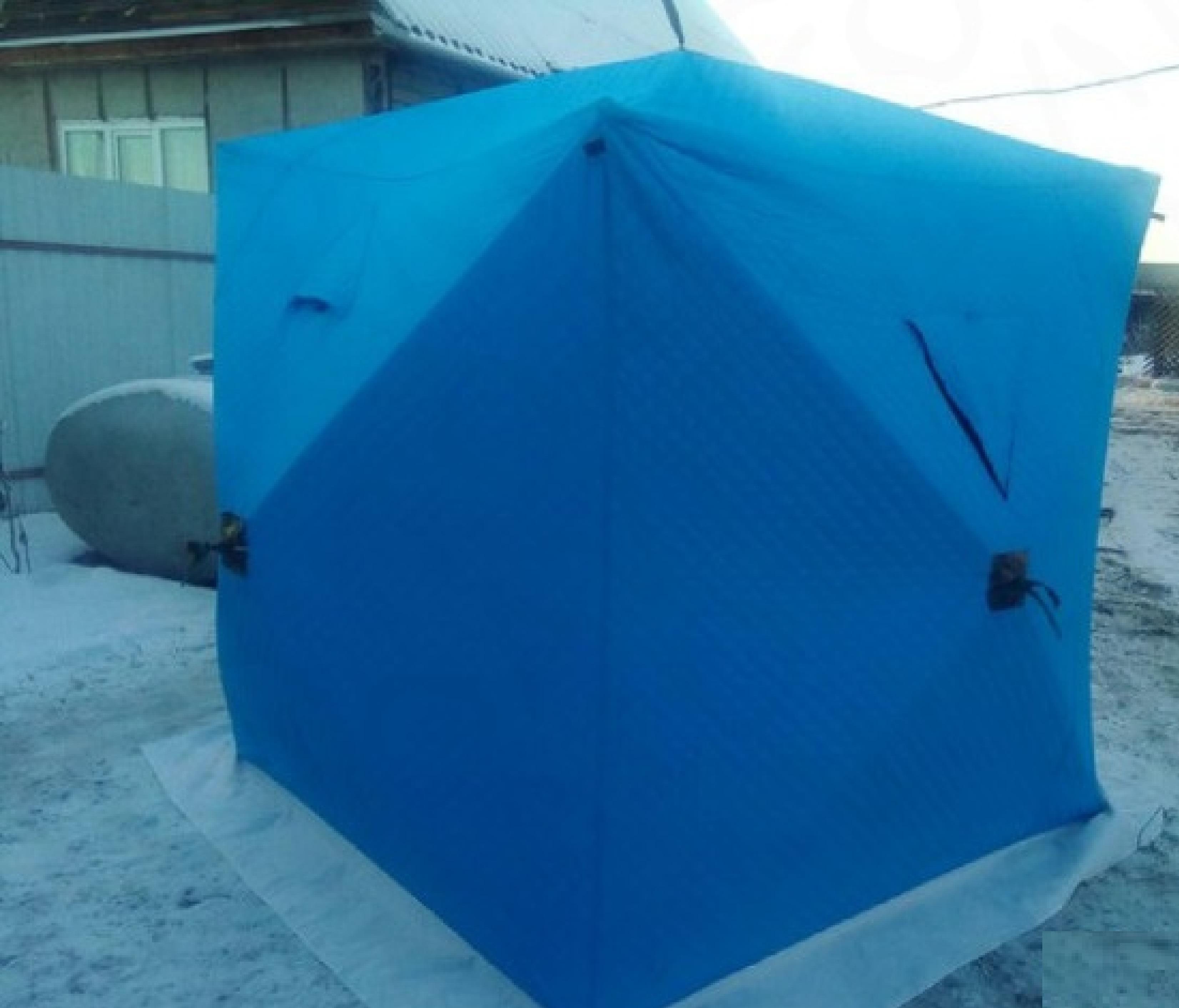 Зимняя палатка трехслойная condor SY-0129 2х2х2