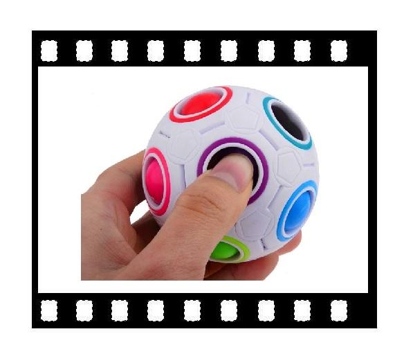 Магический разноцветный шар