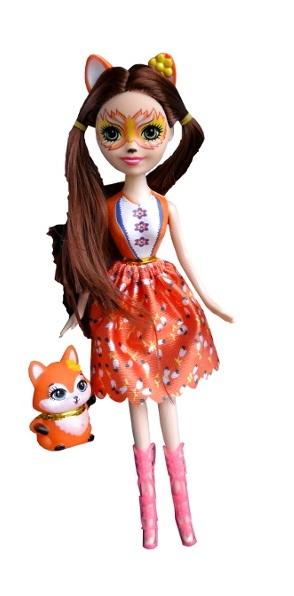 Кукла Фелисити Фокс с питомцем