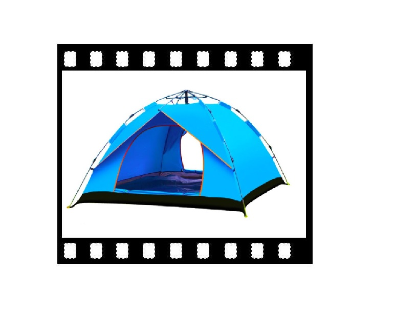 Палатка автомат HAUSCAMP