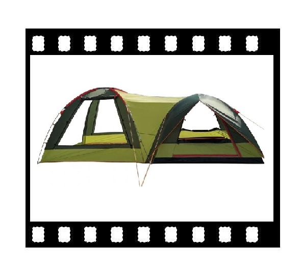 4-х местная кемпинговая палатка Mircapming 1005-4