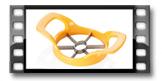 Нож для персиков, нектаринов PRESTO Tescoma 420662