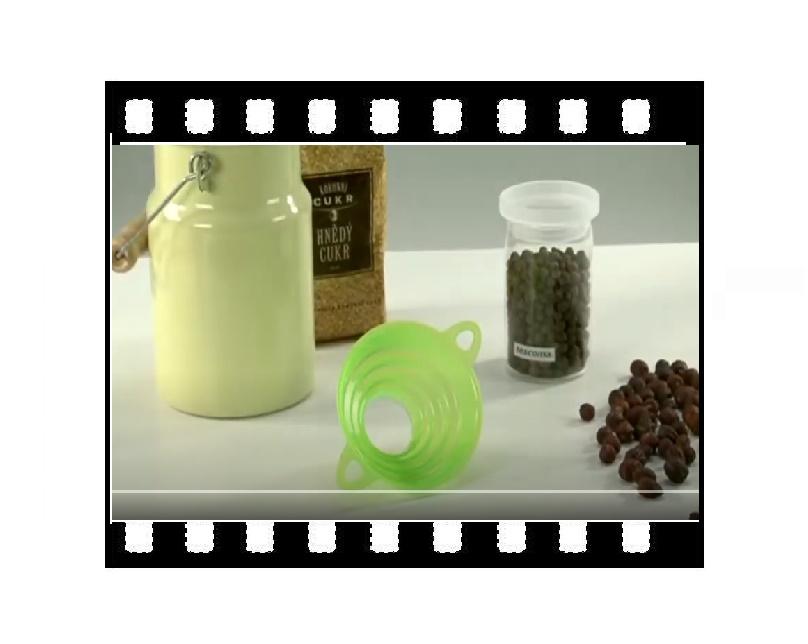 Воронка универсальная для сыпучих продуктов PRESTO 10 см 420598